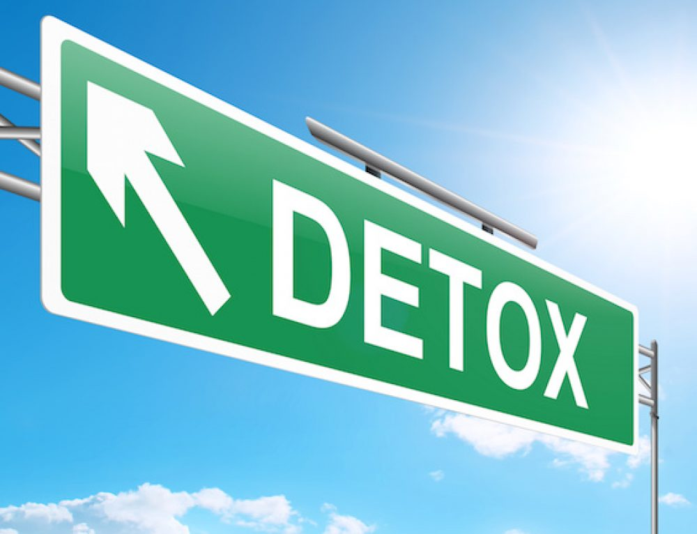 Detox massage can help energize you