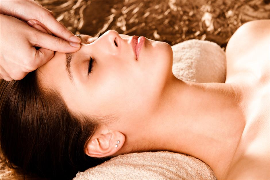Relaxation massage vancouver